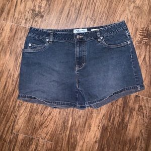 Old Navy Womens Blue Jean Shorts